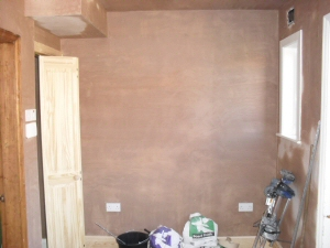 Photo - Work in progress on a property refurbishment of a buy to let in Blackpool