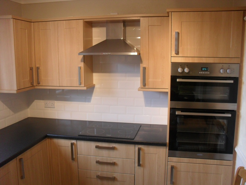 J c joinery fitted kitchens fitted bathrooms for Fitted kitchen cabinets